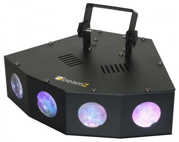 BeamZ Mini 4-Fach Moonflower LED Effekt