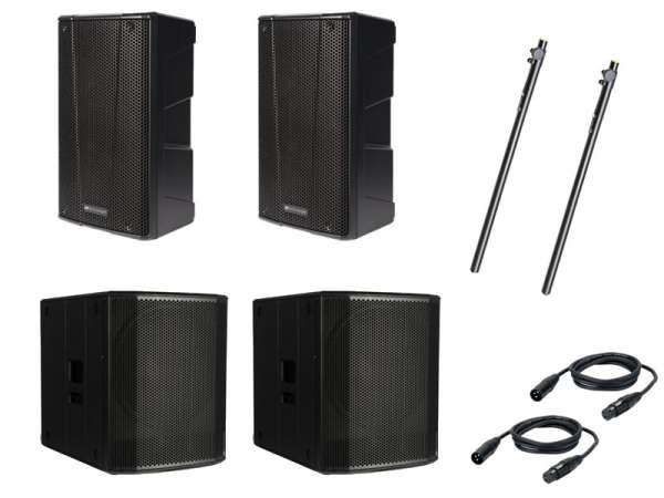 dB Technologies B-Hype 15 PA Set DJ
