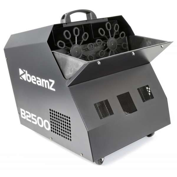 BeamZ B2500 Bubble Maschine Doppel Gross