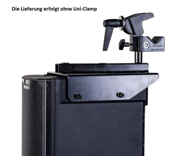 dB Technologies Ingenia M10B-IG1T Spigot Bracket Ingenia IG1T (M10)