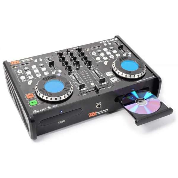 Power Dynamics PDX125 Dual Spieler CD/SD/USB/MP3