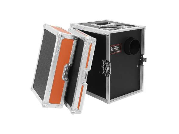 HAZEBASE base*highpower*cased, 2600W, 230V/50Hz, Amptown Case serienmäßig