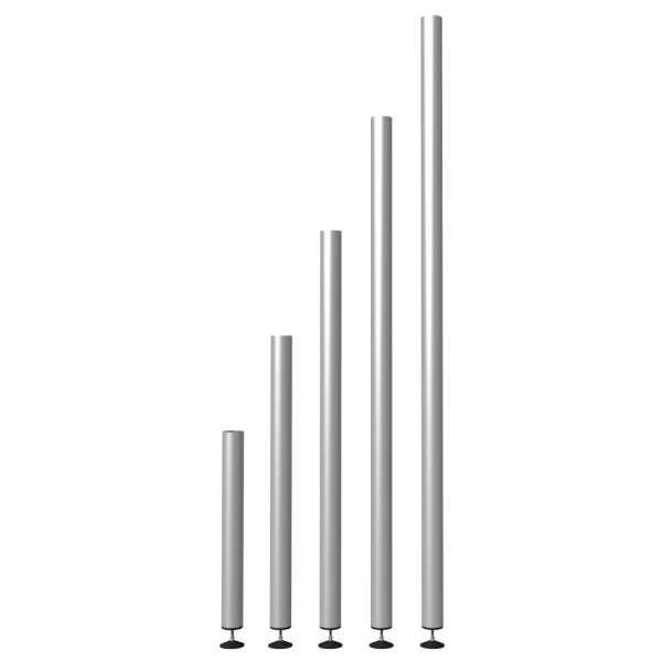 Power Dynamics Stage Round leg Runder Podestfuß 50 - 53cm (4er Set)