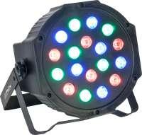 IBIZA PARTY-PAR 18W RGB Indoor LED Par Light