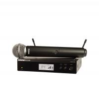 SHURE SM 58 Vocal-Funksystem SM58 mit BLX4RE