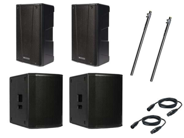 dB Technologies B-Hype 12 PA Set 1a