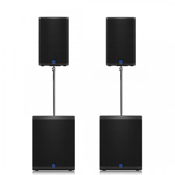 Turbosound iQ12 Club PA Set