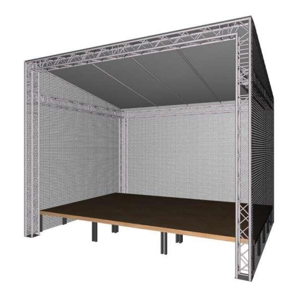 HOFKON ECO Stage M Bühnendach 6m x 4m