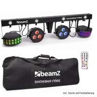 BeamZ Showbar Free
