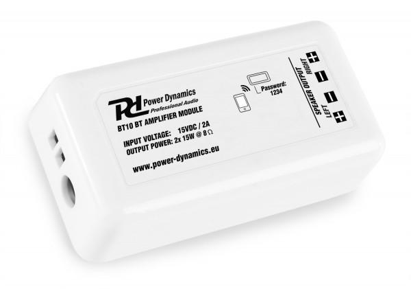 Power Dynamics BT10 Kompakt Bluetooth Verstärker
