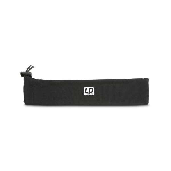 LD Systems MIC BAG S - Mikrofon-Schutzhülle mit Zugkordel-Verschluss