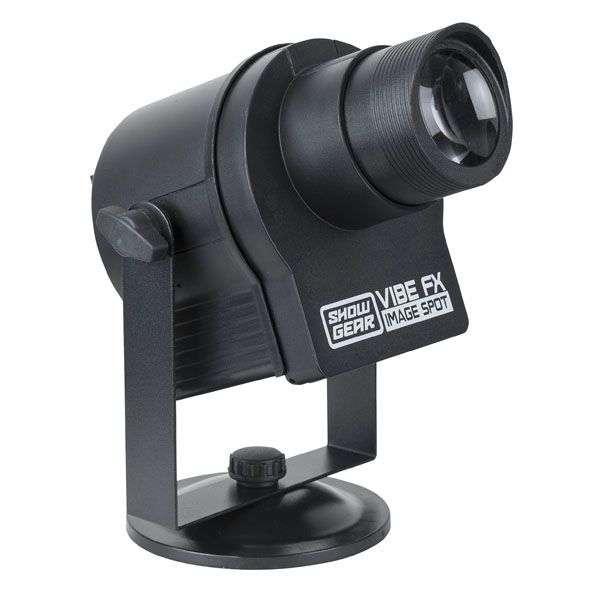 Showgear Vibe FX Image Spot LED Goboprojektor
