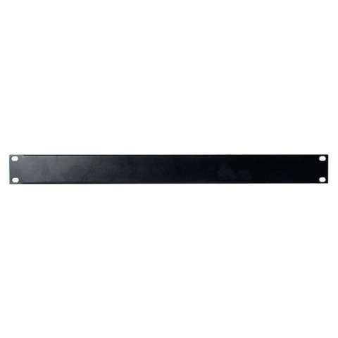 DAP-Audio 19Zoll Blindpanel 1HE Iron 2mm