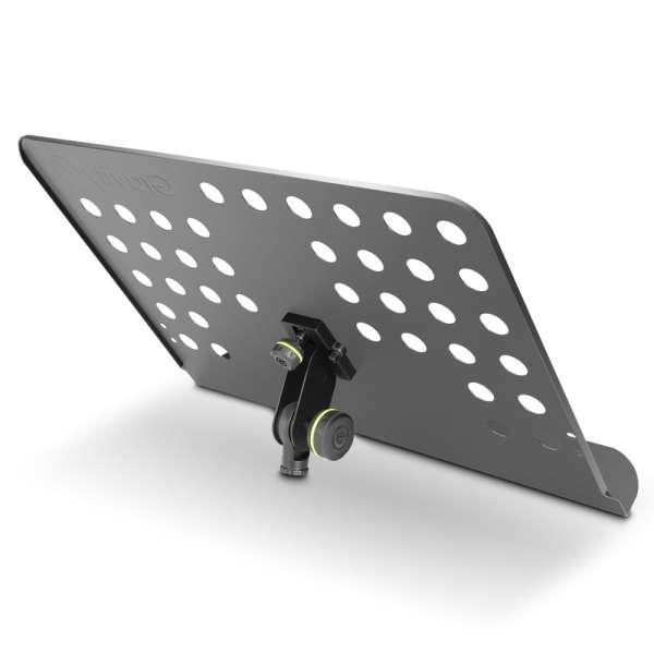 Gravity NS MS 01 Notenständer-Ablage für Montage an Mikrofonstativen