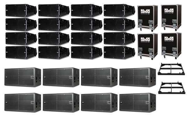 dB Technologies Line Array Set XL K5 / KS20