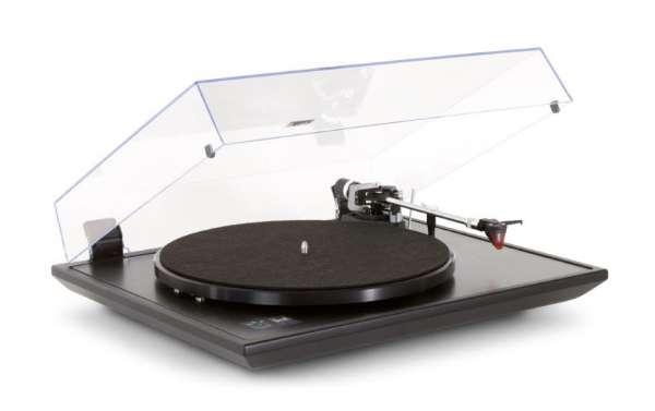 Dual CS 800 Schallplattenspieler Schwarz Made in Germany