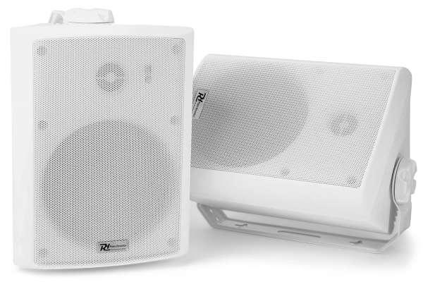 """Power Dynamics WS50A WiFi Lautsprecherset 5,25"""" 240W (Weiß)"""