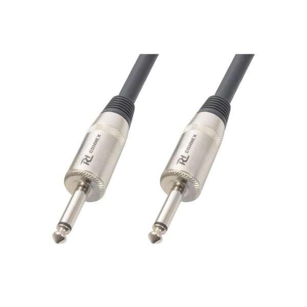 PD Connex Lautsprecherkabel 6.3mm Klinke / 6.3mm Klinke 10m