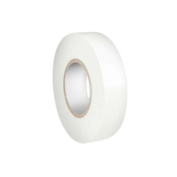 Adam Hall Isolierband 0,19 x 19 mm x 20 m weiß