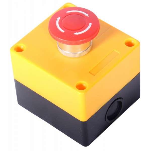 BeamZ Professional Laser Notfallknopf