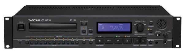 CD-6010 - Professioneller CD-Player