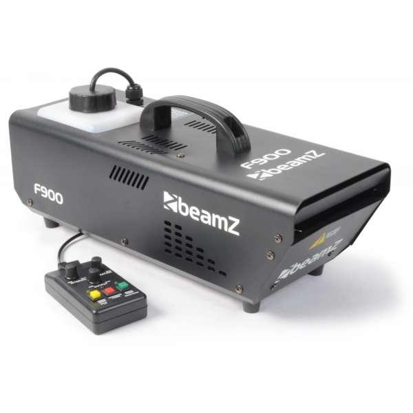 BeamZ F900 Fazer mit Ausstoss Steuerung