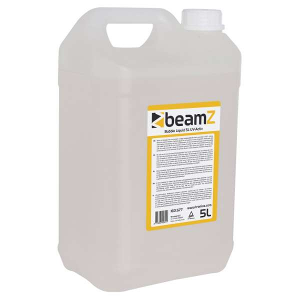 BeamZ UV Seifenblasenflüssigkeit 5 Liter