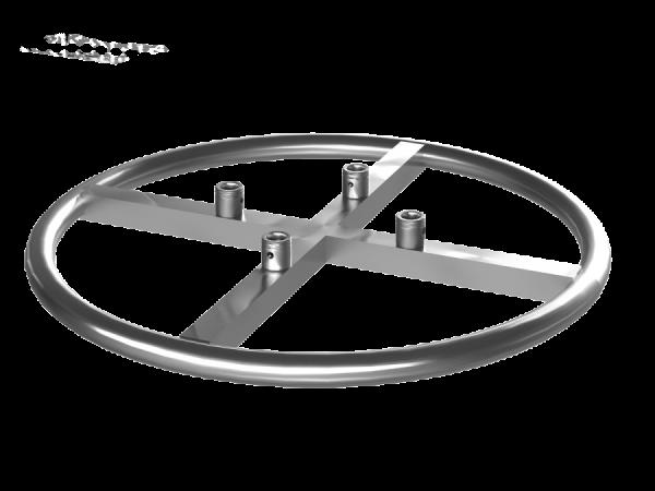 ExpoTruss X4K-30 Alu 4-Punkt Hanging Bar Circle