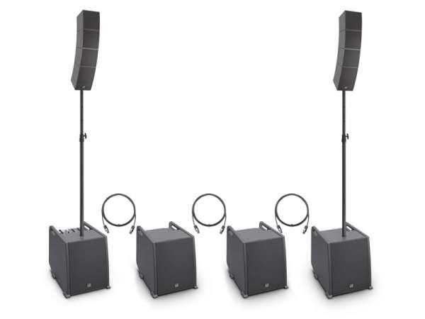 LD Systems CURV 500 THUNDER PA Set