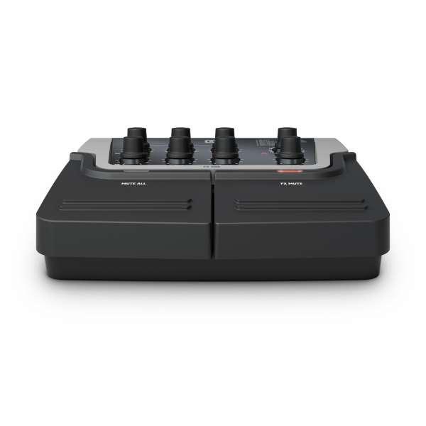 LD Systems FX 300 2-Kanal-Pedal mit 16 digitalen Effekten
