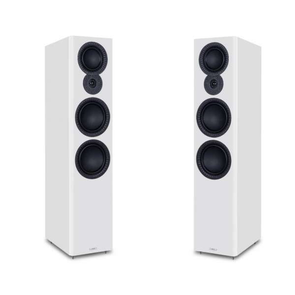 Mission LX-6 MKII Lux White