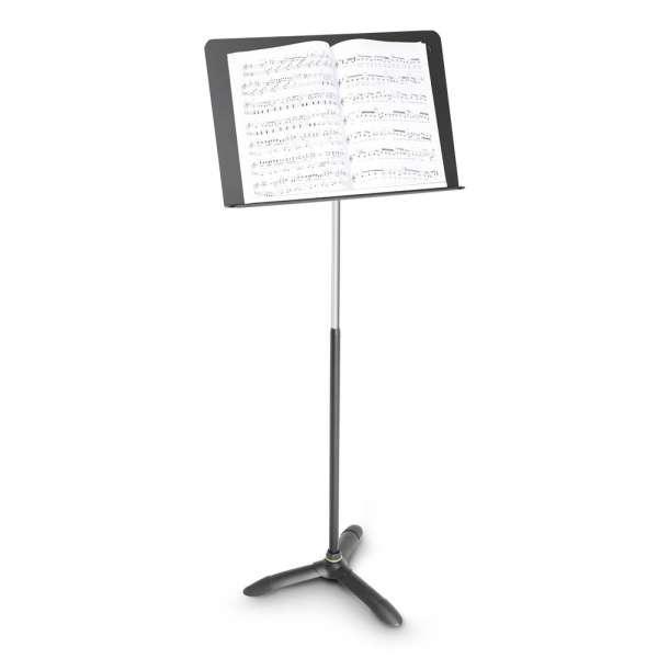 Gravity NS ORC 2 L Hohes Orchester-Notenpult mit gelochter Ablage