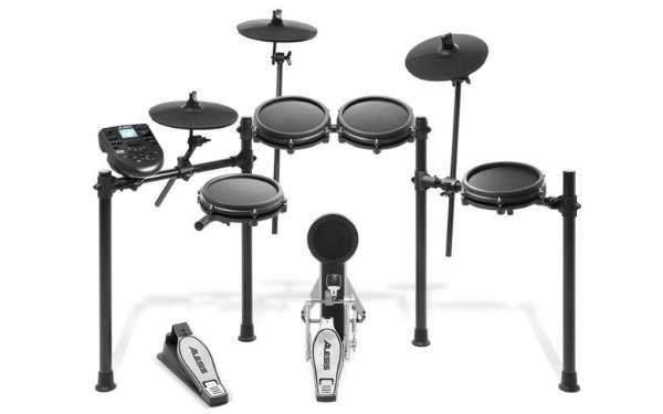 Alesis Nitro Mesh Kit E-Drum Set