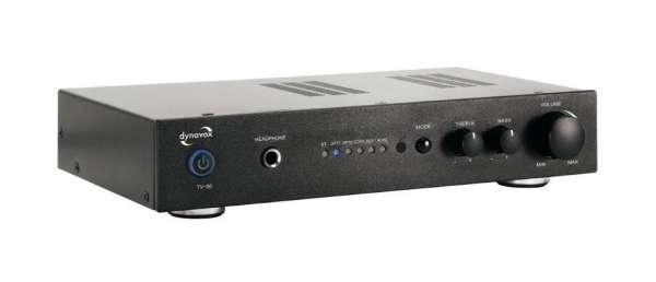 Dynavox Digital Kompakt-Verstärker TV-50 schwarz