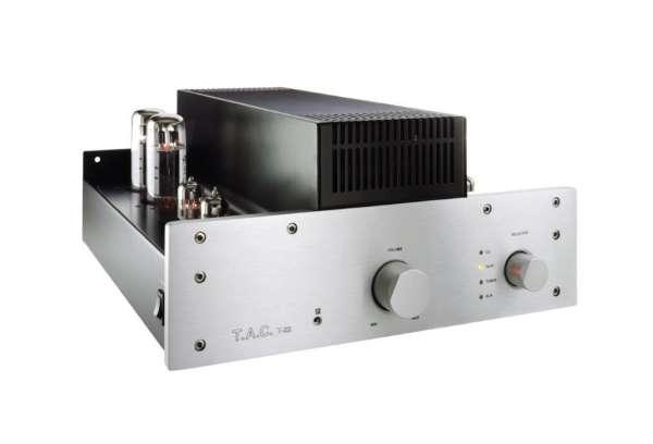 T.A.C. T-22 Röhrenvollverstärker Silver