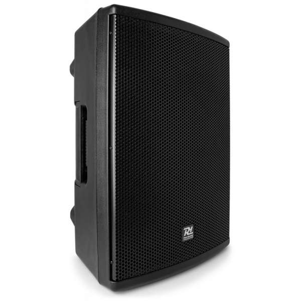 Power Dynamics PD412A Bi-amplified Active Speaker 12Zoll 1400W