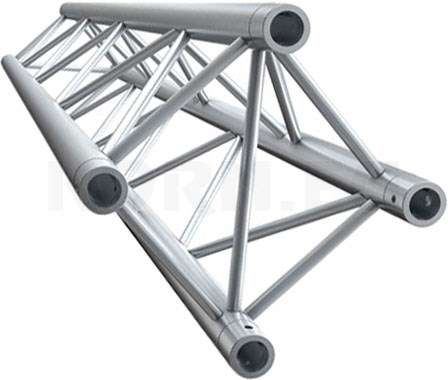 Truss HOFKON 290-4, L=200mm, tube 50x2mm, bracing 20x2mm,