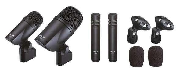 Tascam TM-DRUMS - Mikrofon-Set für Schlagzeug