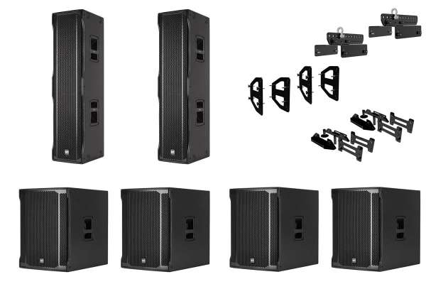 RCF NXL44-A Fullstack PA System