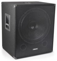 Vonyx SMWBA18 aktiv Party Subwoofer Bi-AMP 18""