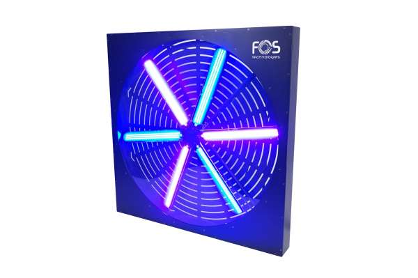 FOS RGB FAN Ventilatoreffekt