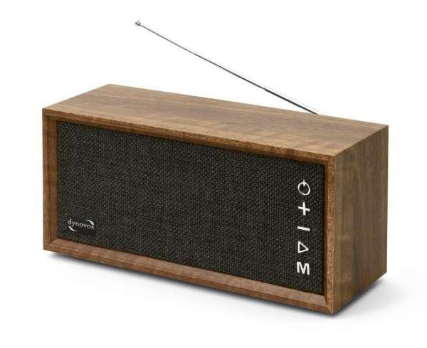 Dynavox FMP3 BT - Radio mit BT/MP3/AUX