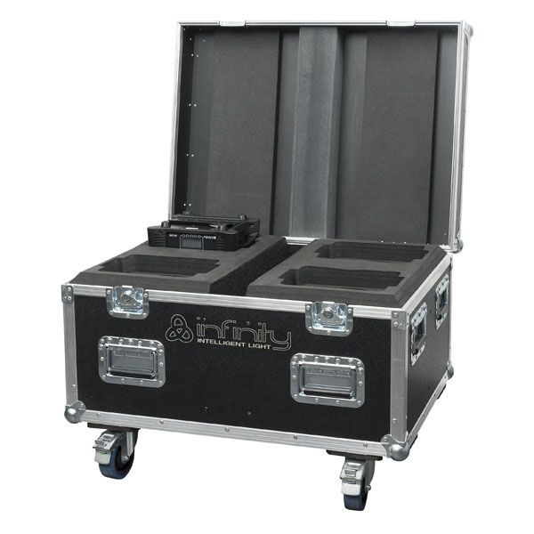 DAP-Audio Case for 4x iW-340 Premium Line