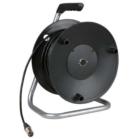 DAP-Audio Cabledrum with 50m mic cable