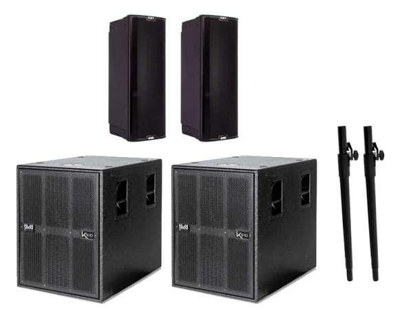 dB Technologies Ingenia IG2 Pro Set