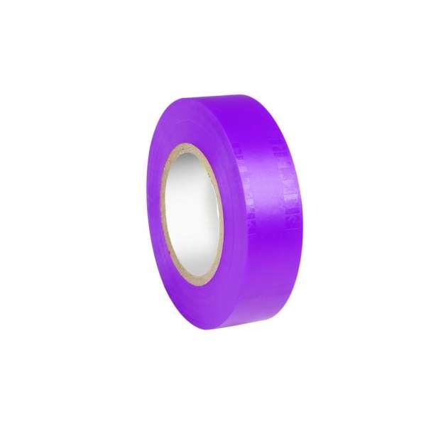 Adam Hall Isolierband 0,13 x 19 mm x 20 m violett