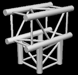 ExpoTruss X4K-30 Alu 4-Punkt T-Stück