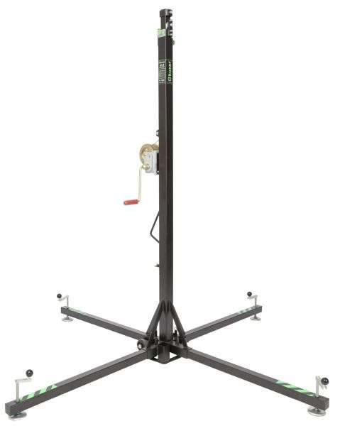 Kuzar K2 Towerlift - 1,90/5,0m 125kg 32kg BGV-C1