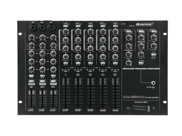 OMNITRONIC CM-5300 Club-Mixer B-Ware
