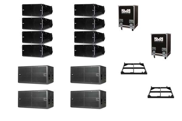 dB Technologies Line Array Set M K5 / KS20
